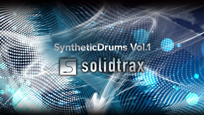 Synthetic Drums Vol.1