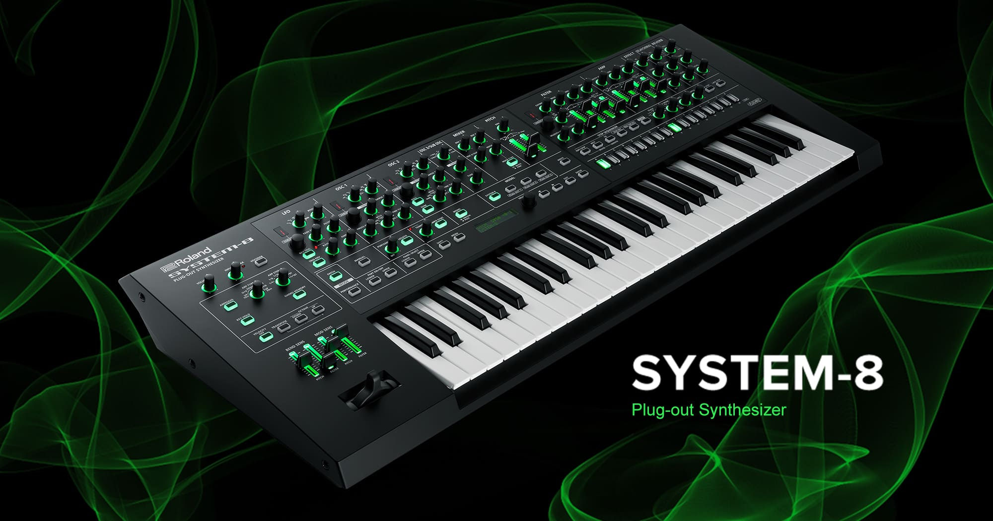 SYSTEM-8 Plug-out Synthesizer