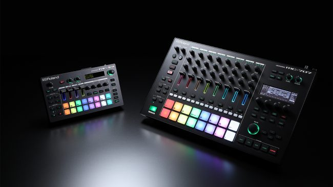 Brand new GROOVEBOX from Roland. Powerful, Self-Contained Production Platforms for Modern Electronic Music Creators.